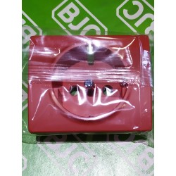 TAPA BASE ENCHUFE DE SEGURIDAD ROJO RACING 22724-RB