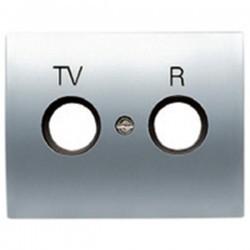 TAPA TOMA TV-R/SAT OLAS GRIS ARTICO 8450.1 GA