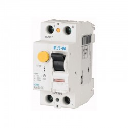 FRCMM-40/2/003-G/A 170384 EATON MOELLER Interruptor diferencial, 40A, 2p, 30mA, Tipo G/A