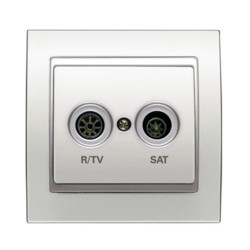 TAPA TOMA R-TV/SAT 22320-PE PERLA