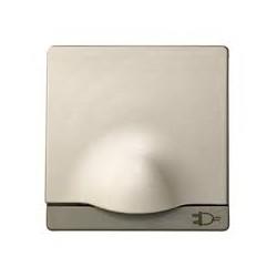 Tapa articulada para enchufe schuko Simon 82090-31 marfil