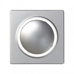 Tapa regulador giratorio táctil aluminio 82034-33 Simon 82