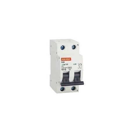 Interruptor EPBE63M residencial 1P+ N 10A Curva C E6KA EPBE63M1NC10
