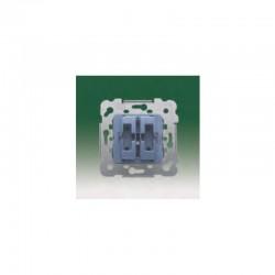 Interruptor de persianas con enclavamiento eléctrico y mecánico BJC 18569