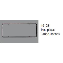 MARCO EMBELLECEDOR ROJO FUEGO 16100-RF