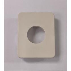 TECLA P/INT. METAL BRONCE CLARO ARSYS