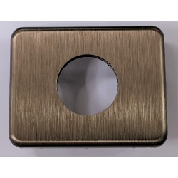 TECLA P/INT. PLASTICO BLANCO POLAR ARSYS