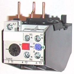 RELE TERMICO 2,5 A - 4 A LR1-D09308A65