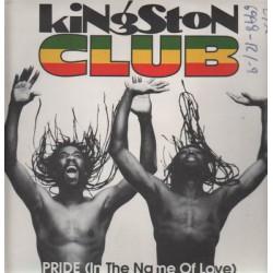 Kingston Club – Pride (In The Name Of Love)