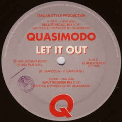 Quasimodo – Let It Out