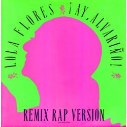 Lola Flores – ¡Ay, Alvariño! (Remix Rap Version)