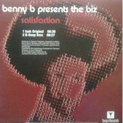 Benny Benassi Presents The Biz (5) / Benny B – Satisfaction / Able To Love