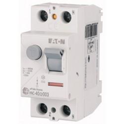 nterruptor de corriente residual 2 polos 40 / 0,03A PXF-40/2/003-A