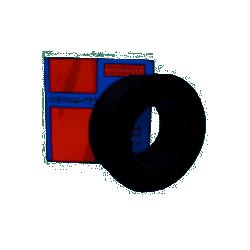 CINTA AISLANTE NUÑEZ 10X19 mm BLANCA. Mod. NUÑEZ1210x19B