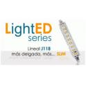 LIGHTED LINEAL R7S J118 LED SLIM 7W